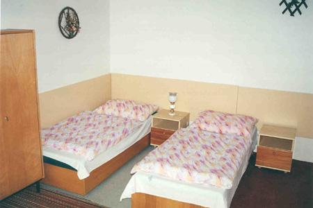 Ubytování Orlické hory - Lovecký zámeček nad Uhřínovem - pokoj
